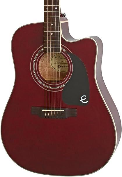 Epiphone PRO1 ULTRA WR Guitarra Electroacústica: Amazon.es ...