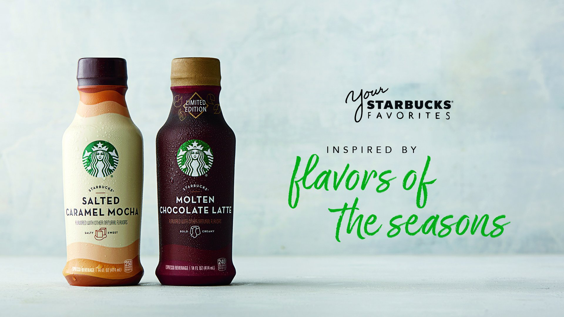 Starbucks Iced Coffee Latte, Molten Chocolate, 14 Ounce, 8 Bottles by Starbucks (Image #3)