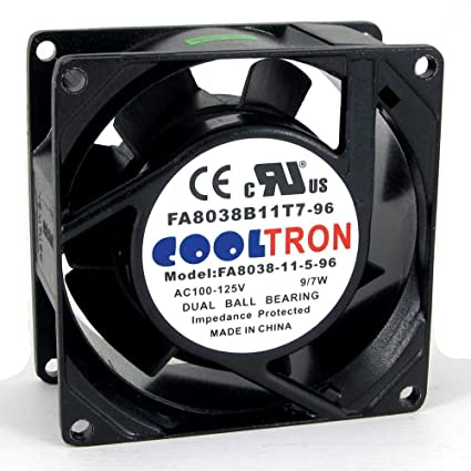 Buy 230v Ac Cooling Fan 80mm X 38mm Hs Online At Low Prices