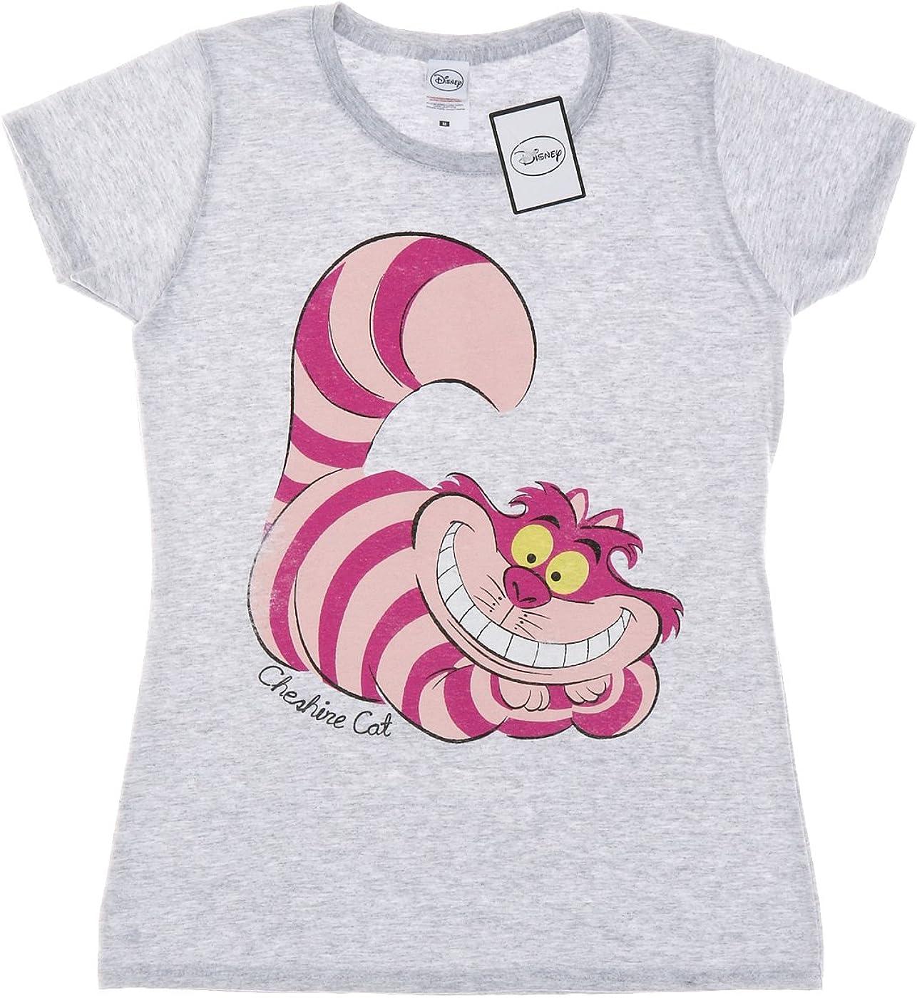 Disney Femme Alice In Wonderland Cheshire Cat T-shirt