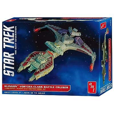 AMT 1:1400 Star Trek Klingon Vor'cha - AMT1027: Toys & Games