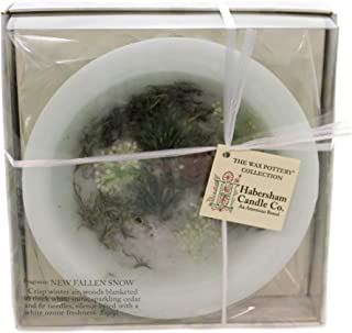 product image for Habersham Candles New Fallen Snow Wax Pottery Wax Winter Freshness Fgwxpt0326