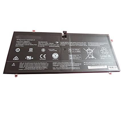 Dentsing L13S4P21 New Laptop Battery for Lenovo Yoga 2 Pro 13 Series 121500156 21cp5/57/128-2 54wh 7300mAh