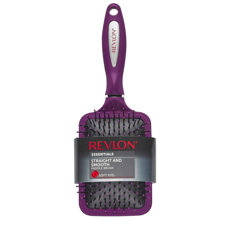 Revlon Straight & Smooth Berry Paddle Hair Brush