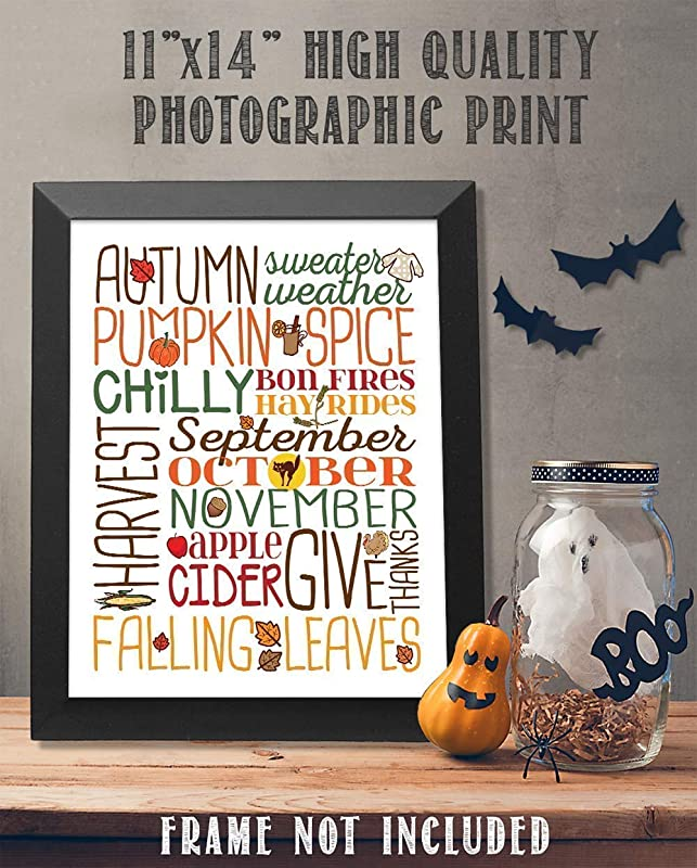 Print Fashion Illustration - Halloween -  Fall Print - PSL - Apples - Pumpkin Spice By Melsy/'s Illustrations Sweater Weather