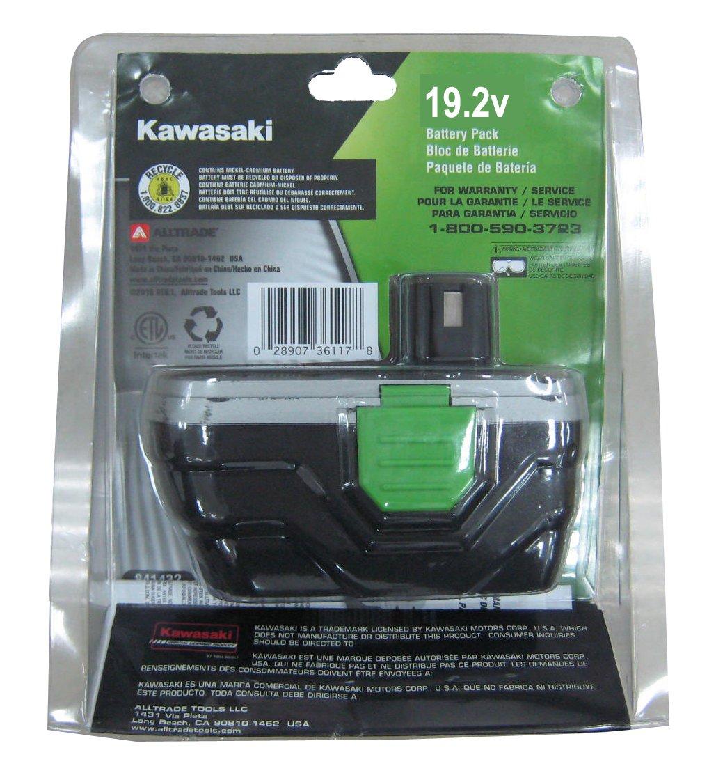 Kawasaki® 19.2V 1 Hour Replacet Battery (691762) Fits Drill ...