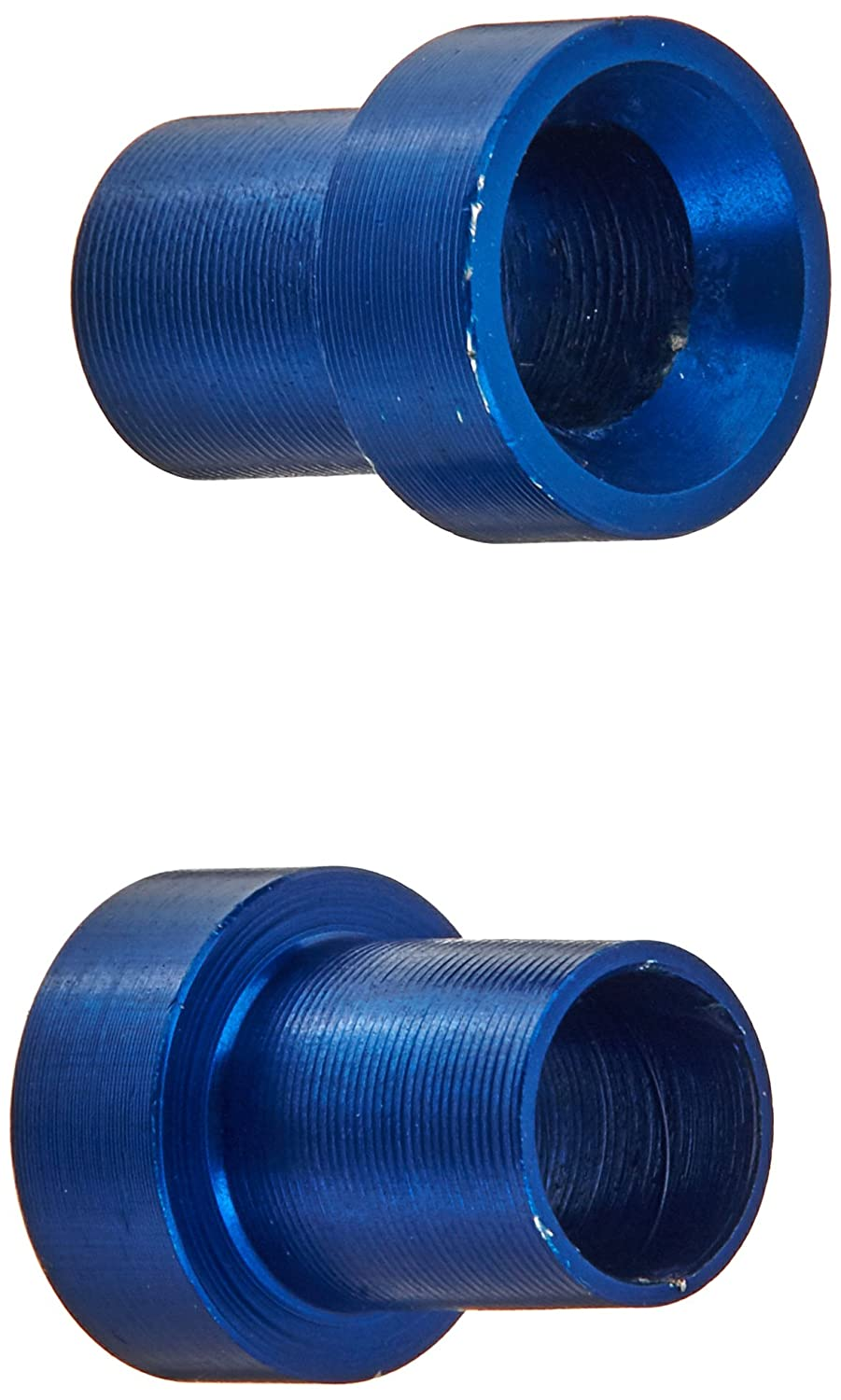 Pack of 6 Aeroquip FCM3669 Blue Anodized Aluminum 3AN Tube Sleeves