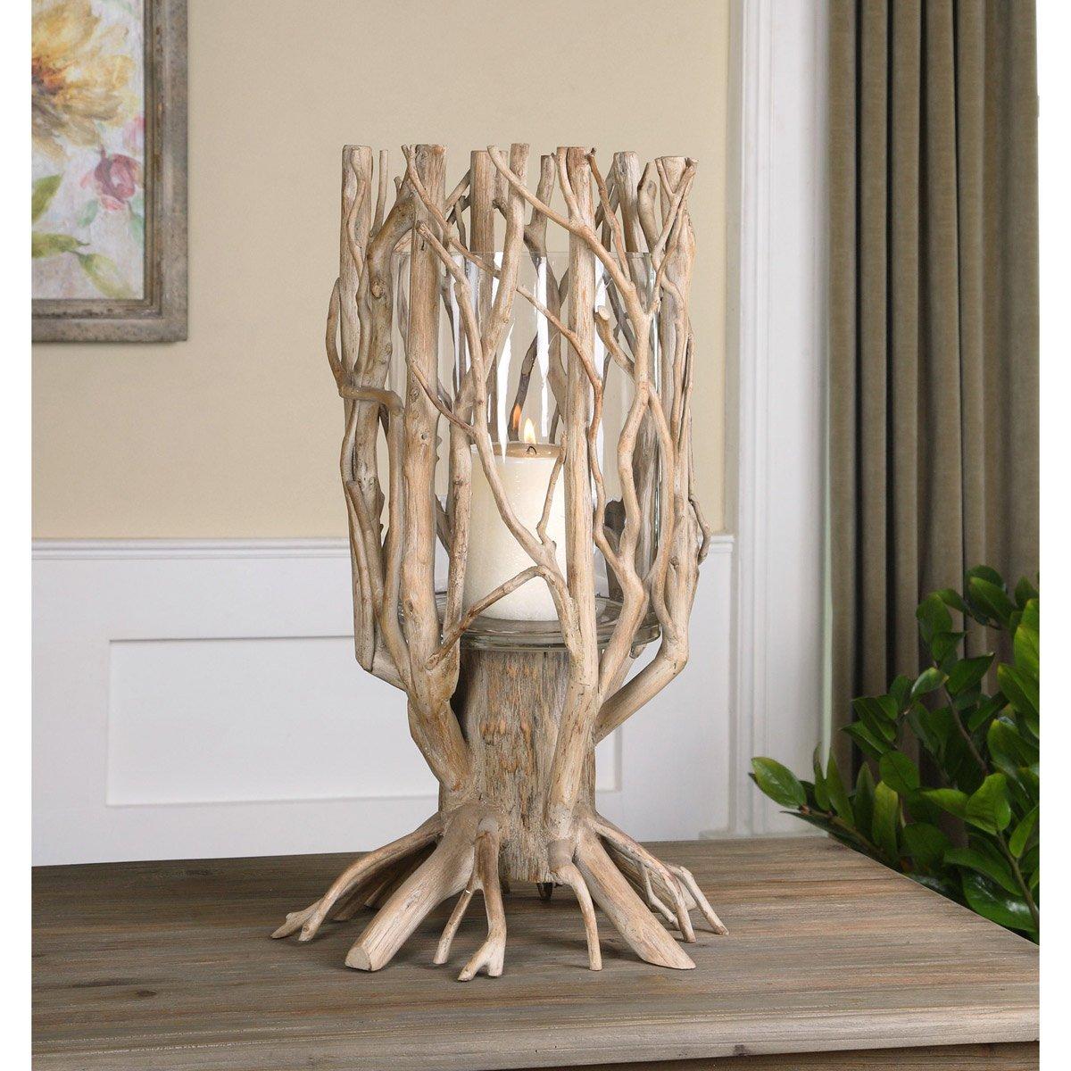Ugo Candleholder by Black Forest Decor