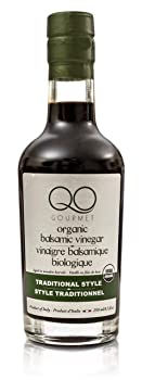 QO Organic Thick Aged Balsamic Vinegar of Modena