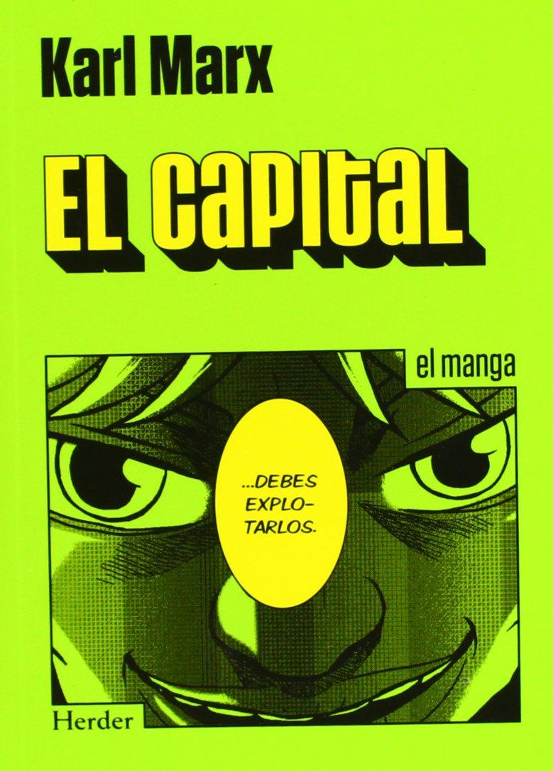 El capital, El manga