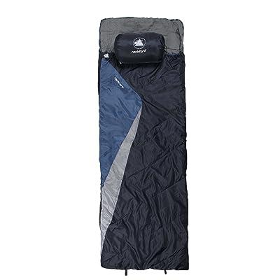 10T ROCKFORD Sac de couchage couverture Bleu 220 x 80 cm