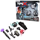 SpyX Micro Gear Set - 4 Must-Have Spy Tools Attached to an Adjustable Belt. Jr Spy Fan Favorite & Product of The Year. Perfec