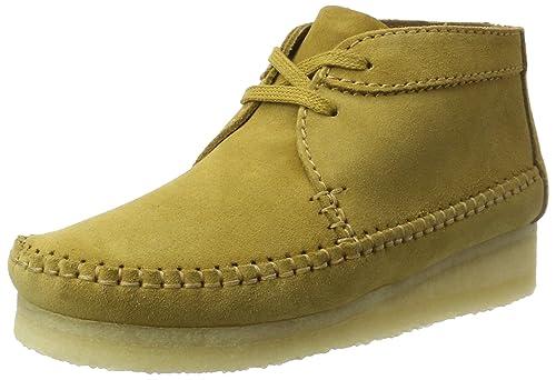 the best attitude 3a684 40c08 Clarks Weaver Boot, Botas Chukka para Mujer  Amazon.es  Zapatos y  complementos