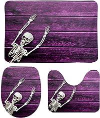 tapis de bain tête de mort 7