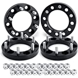"""dynofit 6x5.5 to 6x5.5 Wheel Spacers for 4Runner FJ Cruiser GX460 470, Solid Forged 6x139.7 1"""" for Tacoma(4wd), Ventury Fortu"""