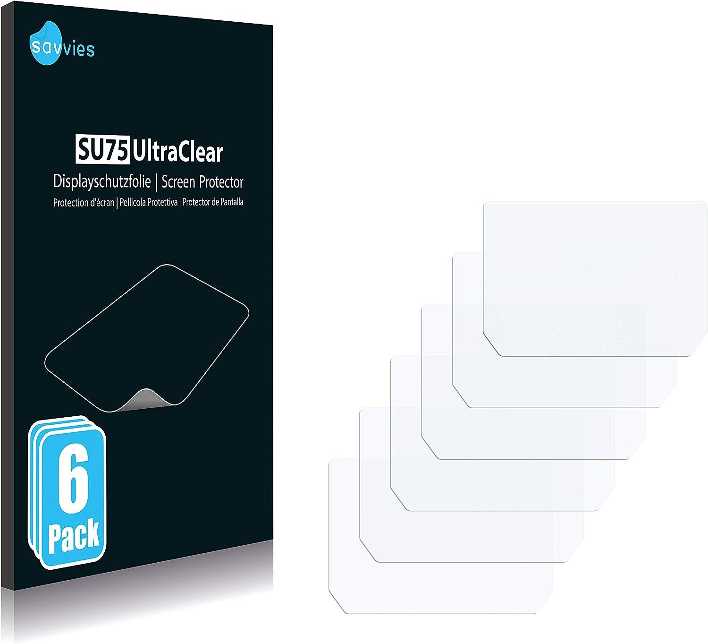 Savvies 6x Schutzfolie Kompatibel Mit Ktm 1290 Super Elektronik