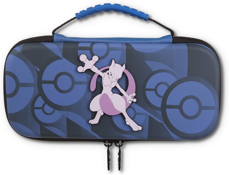 PowerA - Estuche protector para Pokémon Mewtwo (Nintendo Switch ...