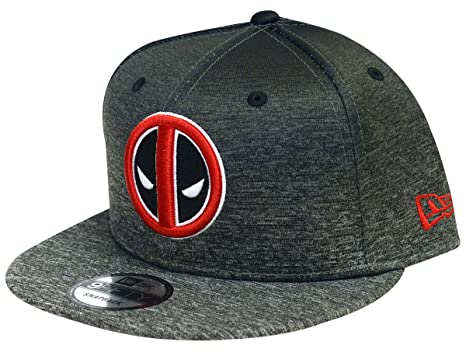 978922853e6aa ... greece new era deadpool shadow fade gray snapback hat 98f0a 096f2