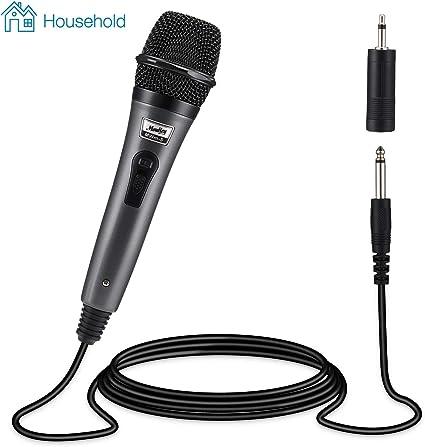 cardio/ïde Basics Microphone vocal dynamique