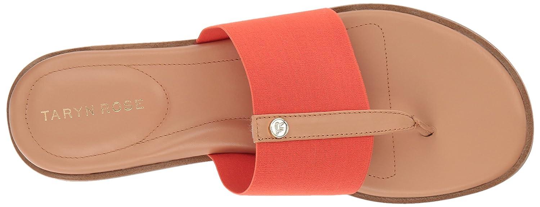1bf4e8e9eb92 Amazon.com  Taryn Rose Women s Kamryn Vachetta Flat Sandal  Shoes