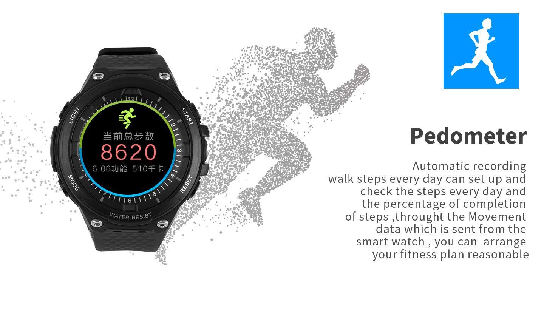 Amazon.com: DoBest - Reloj inteligente para hombre ...