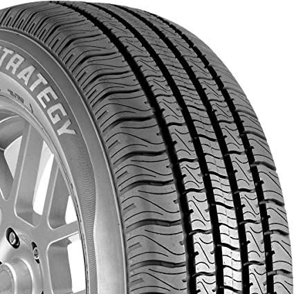 T Rated 225//55R16 95H Mastercraft Strategy Touring Radial Tire