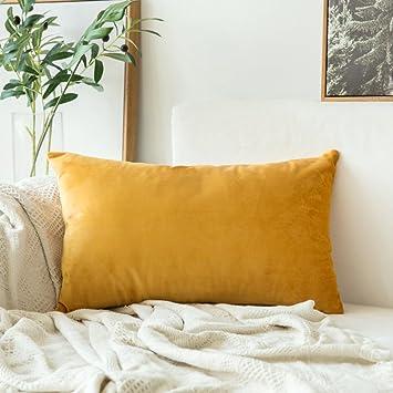 30 x 50 cm Lot de 4 coussins de garnissage en polyester et polycoton