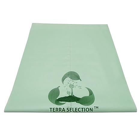 Amazon.com: Terra Bio bolsa BPI Certified Compost, 3 galones ...