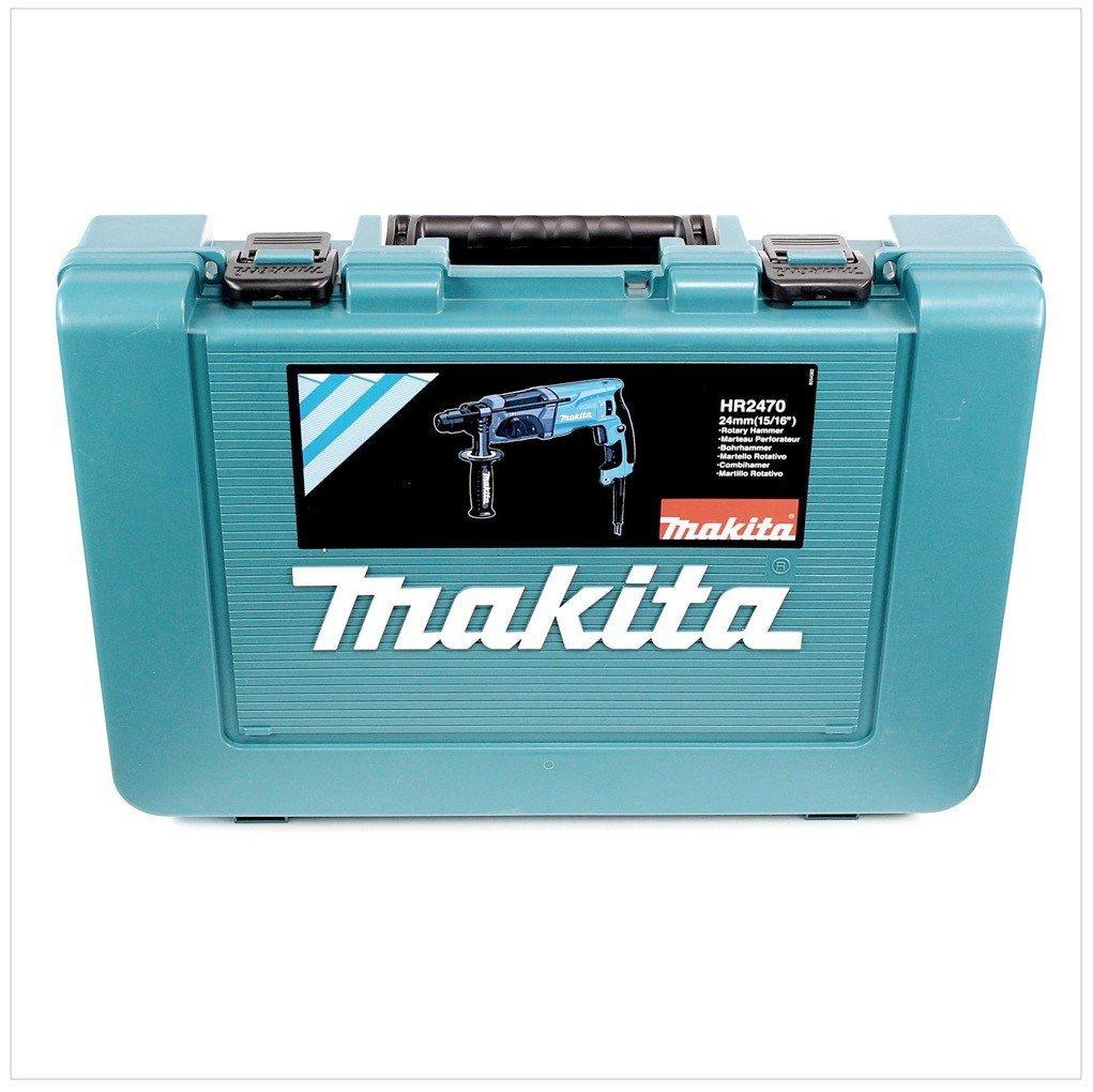 HR2470 Makita Taladro Plus Broca y cincel Set 1 pieza