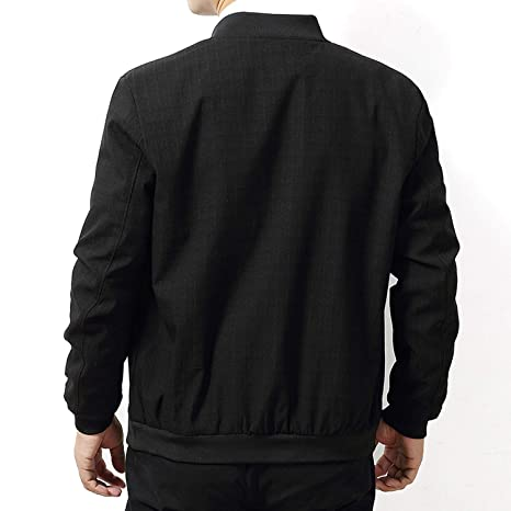 Amazon.com: Piiuiy Yuik Spring Jackets Coat 6XL 8XL 5XL Male Baseball Windbreaker Mens Chaquetas Hombre Tracksuit: Clothing