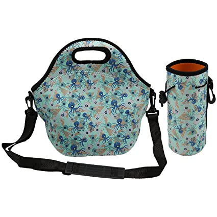 Amazon.com: Amerzam Neoprene Lunch Bags/Lunch