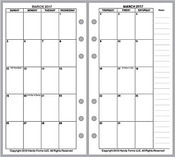 4 páginas por mes planificadores y organizadores para el ...