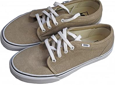 chaussures grise clair toile homme vans