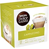 Nescafe Dolce Gusto Cappuccino Extra Cremoso 16 pods 8 cups