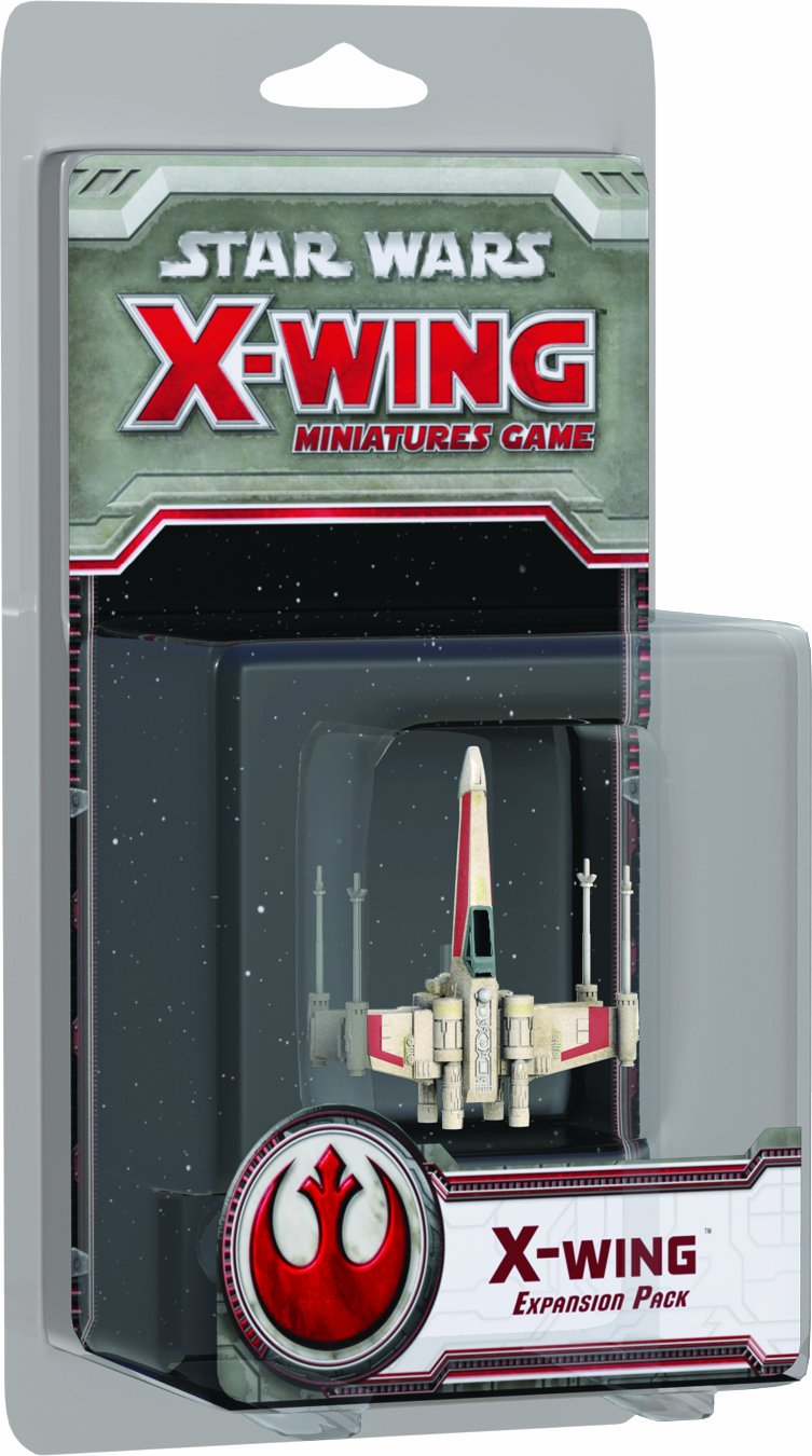 Heidelberger  HEI0401 X-Wing Erweiterungs-Pack Star Wars X-Wing