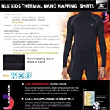 Thermal Underwear Kids Mock Turtleneck Shirts
