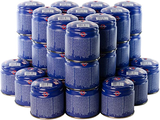 Maximum Cartuchos de Gas butano y propano, 36 Unidades, 190 g ...