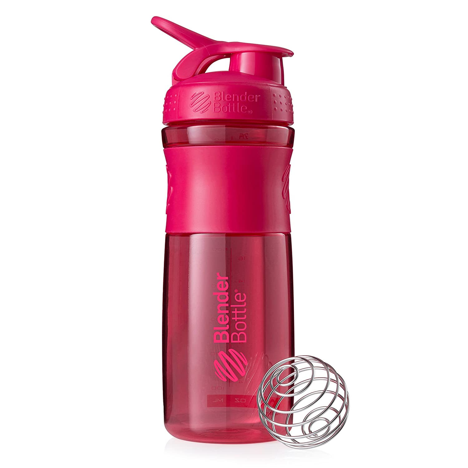 BlenderBottle 28-Ounce Shaker.