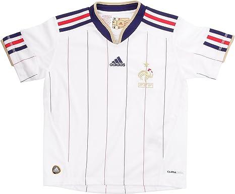 adidas-Camiseta de fútbol de la selección de Francia de FFF ...