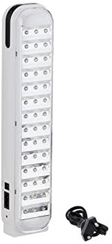 Generic DP 42 LEDs Rechargeable Emergency Light  White  Emergency Lights