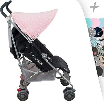 Baby Parasol compatible with Maclaren Quest Grey