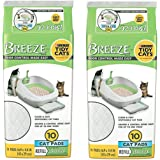 Tidy Cat Breeze Pads, 10 Count Mulit Packs