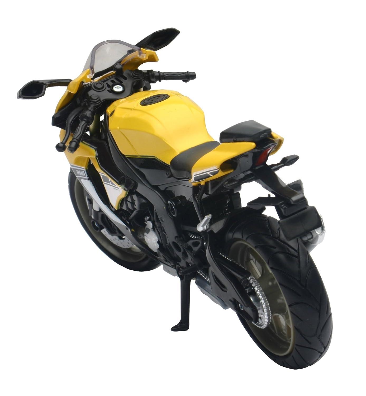 Yamaha YZF-R1 Escala 1: 12 New Ray C/ódigo: 57803A Color Amarillo