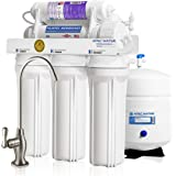 APEC Top Tier Supreme Certified Alkaline Mineral pH+ High Output 90 GPD 6-Stage Ultra Safe Reverse Osmosis Drinking…