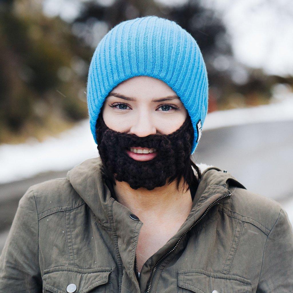 f6bbdc8ee64 Amazon.com  Beardo Detachable Beard Hat