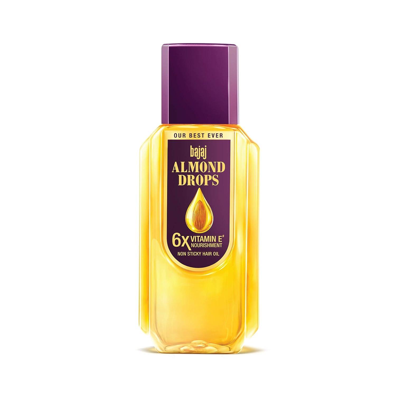 Bajaj Almond Drops Hair Oil- 300 Ml