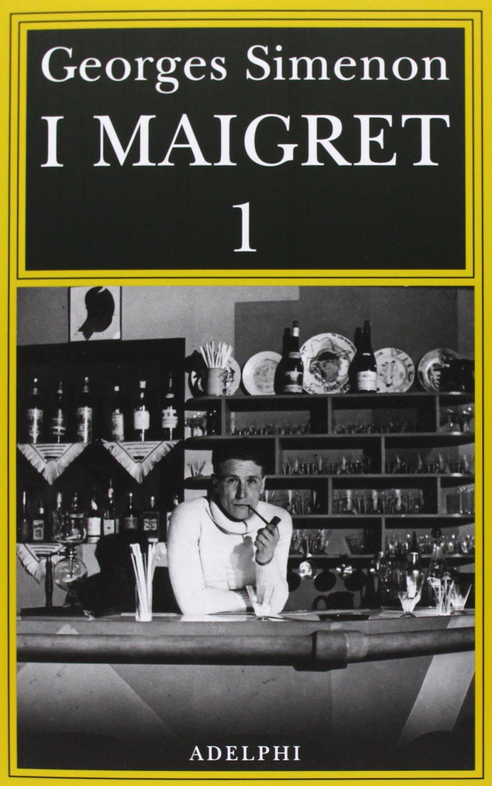 I Maigret: Pietr il Lettone-Il cavallante della «Providence»-Il defunto signor Gallet-L'impiccato di Saint-Pholien-Una testa in gioco: 1 Copertina flessibile – 9 ott 2013 Georges Simenon E. Marchi G. Pinotti Adelphi