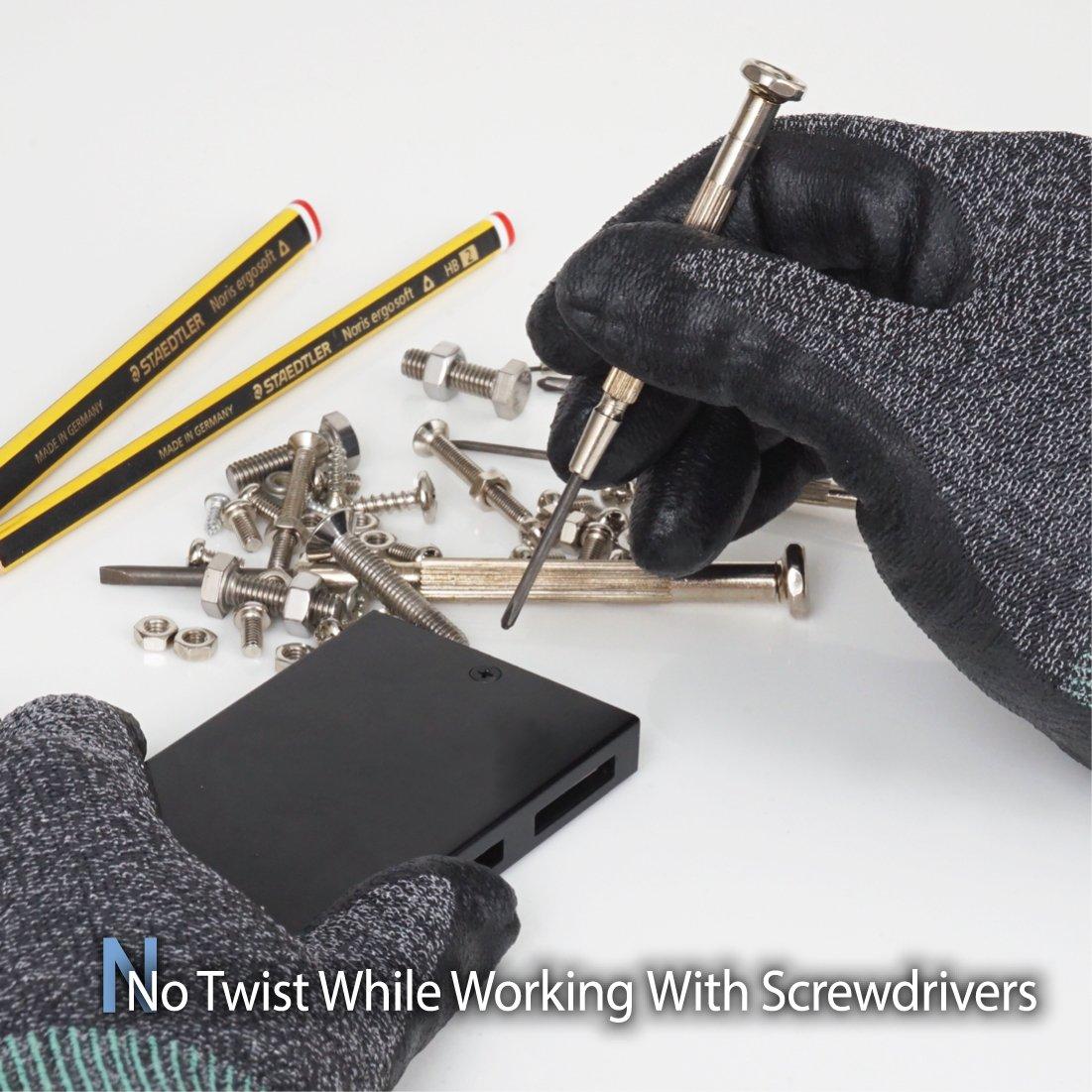 DEX FIT Work Gloves 6