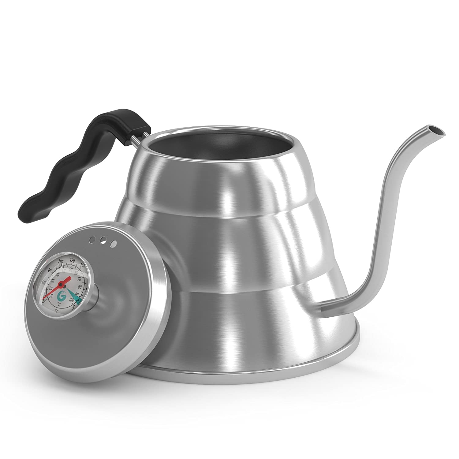 Gooseneck Pour Over Coffee Kettle