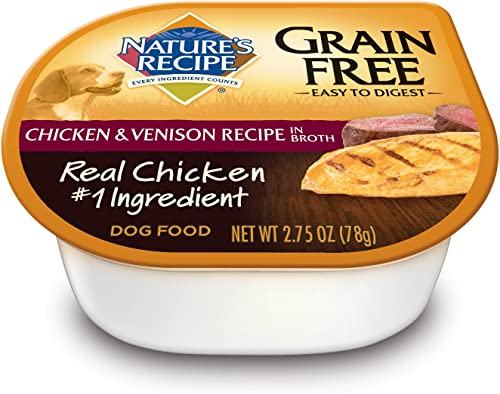 Nature's Recipe Grain Free Wet Dog Food